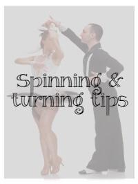 spinning tips