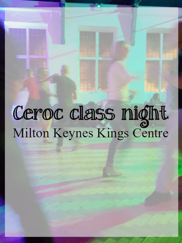 Ceroc class night review Milton Keynes - What about dance
