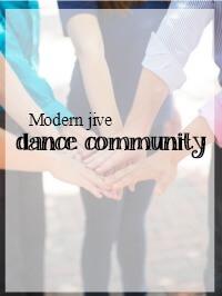modern jive community