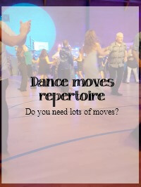 dance moves repertoire