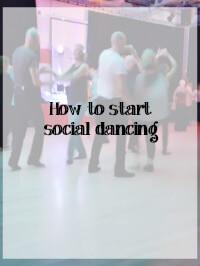 start social dancing