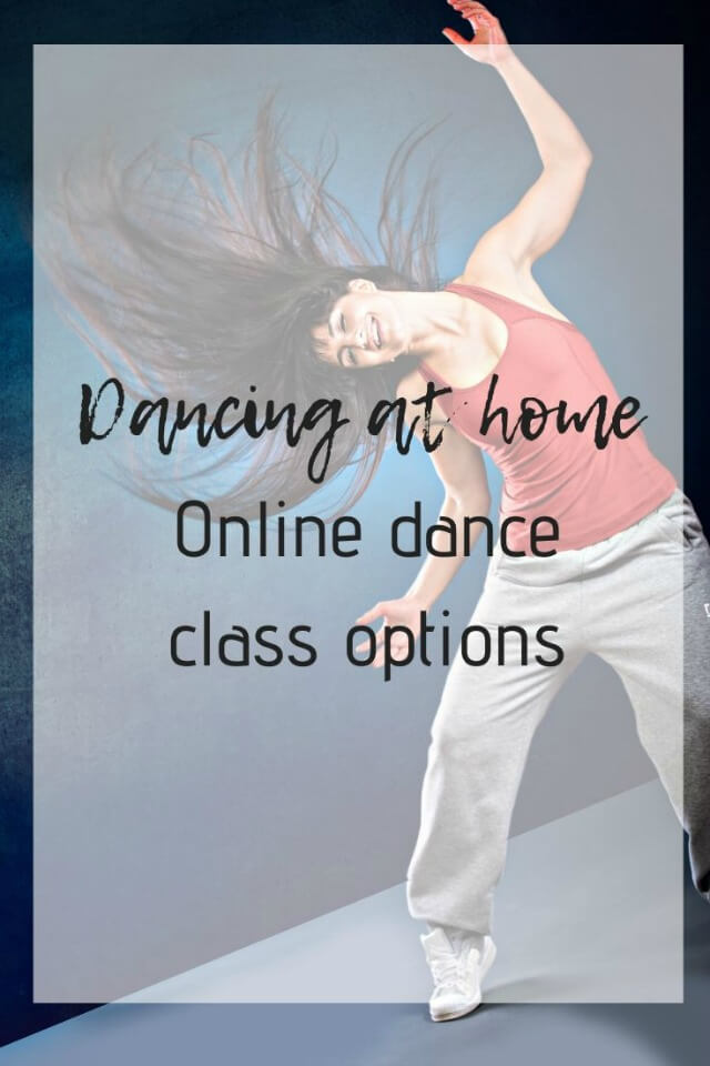 Online dance classes to watch at home